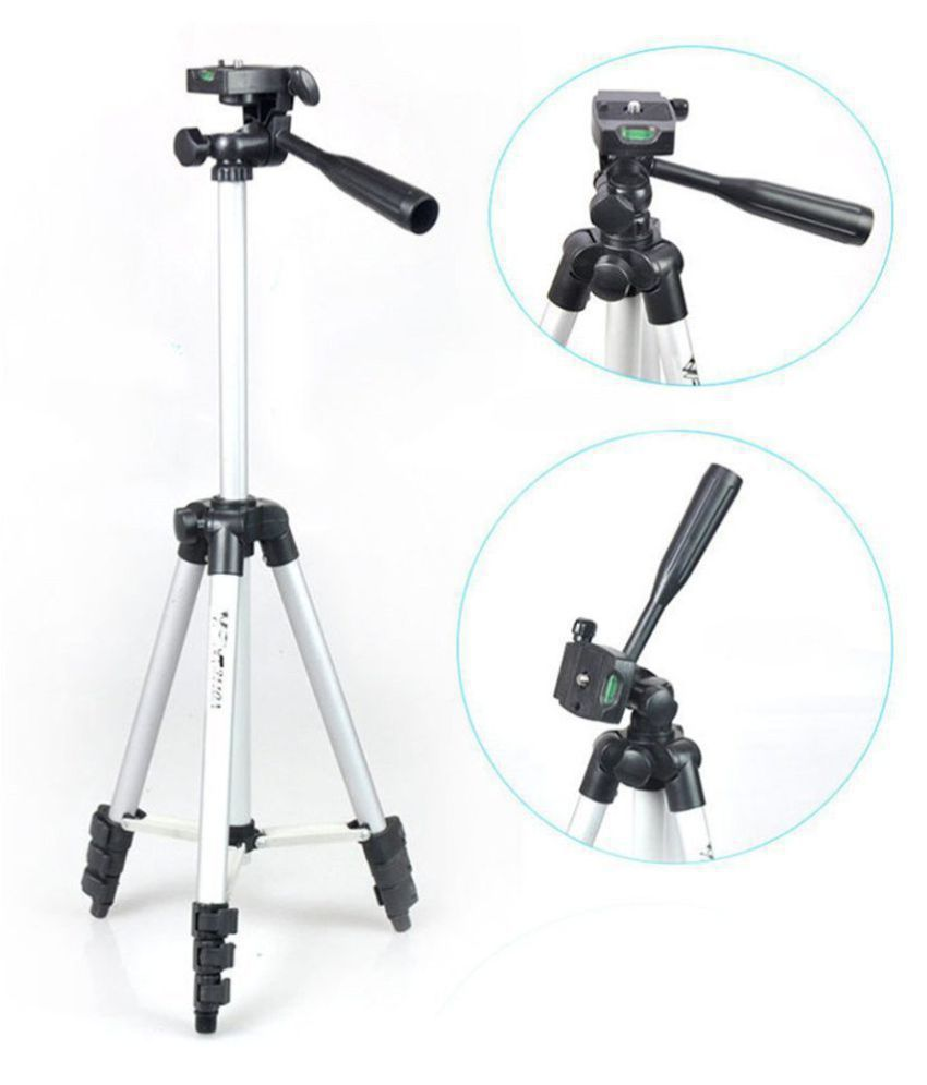 DEFLOC Digital Camera 3110 -Stand Lightweight Tripod