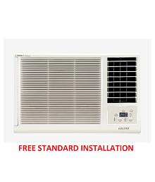 Voltas 1 Ton 2 Star 122 LZF Window Air Conditioner(2018 Model) Free Standard Installation