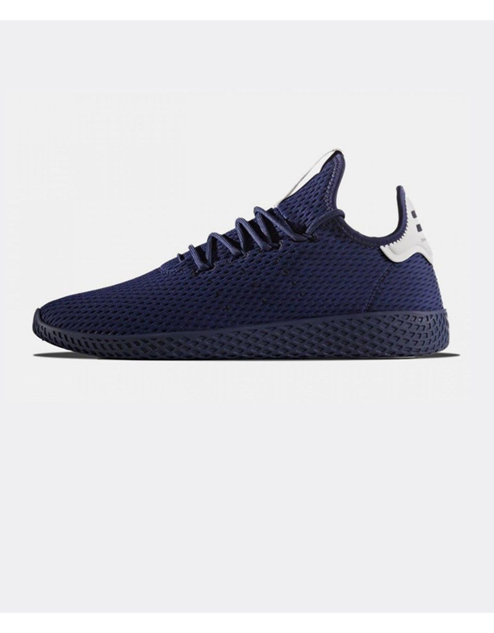 Adidas Pharrell Williams HU Blue Blue Training Shoes - Buy Adidas ... f57b37838