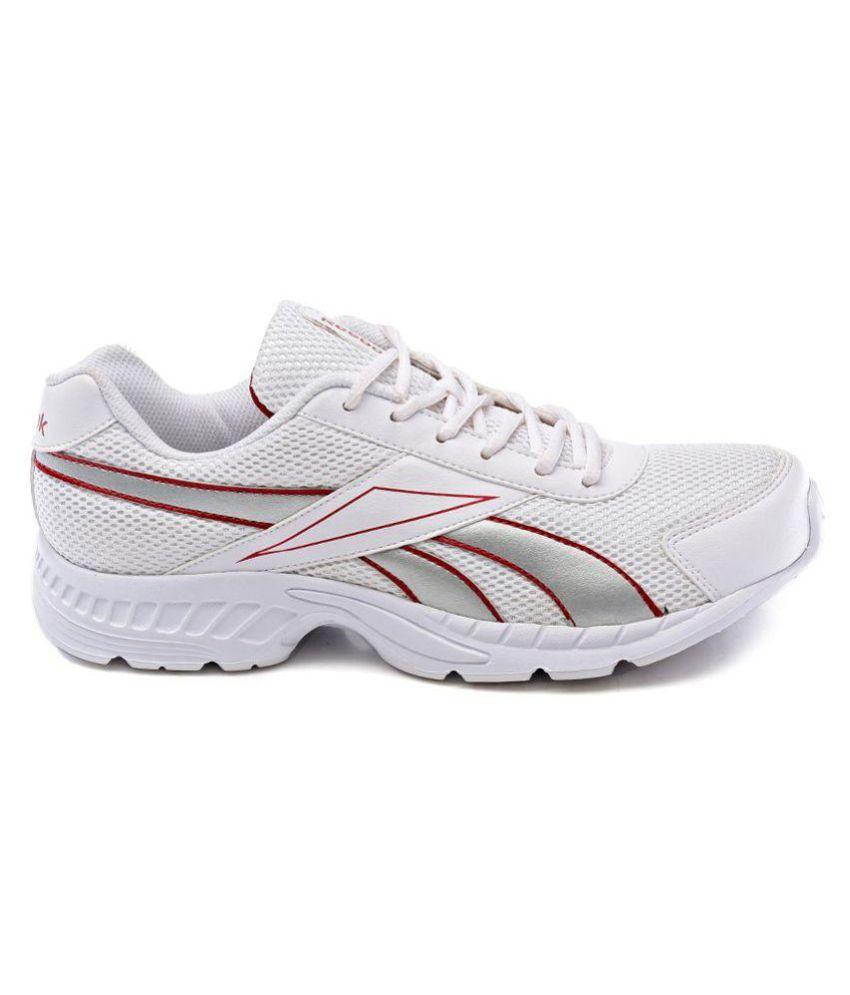 9501caa39a11 Reebok Acciomax Trainer White Running Shoes Reebok Acciomax Trainer White  Running Shoes ...