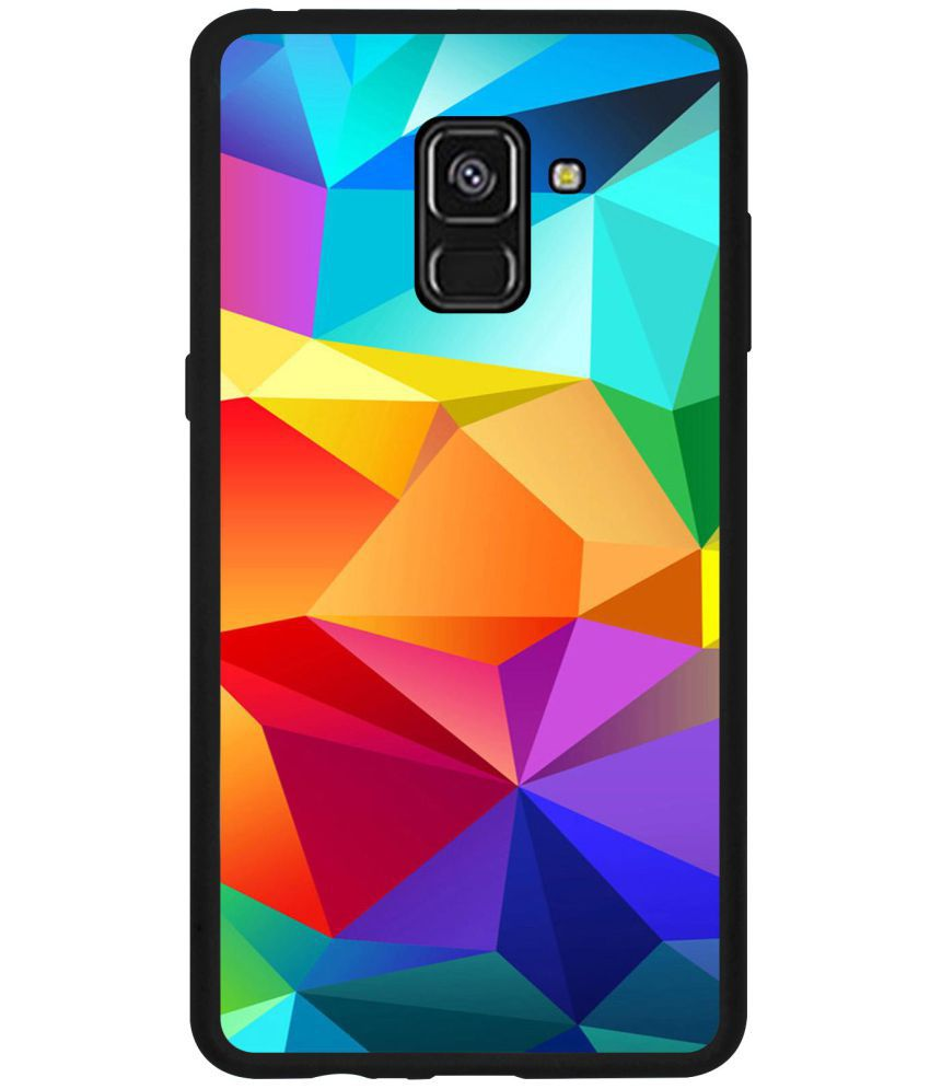 Samsung Galaxy A8 Plus Printed Cover By Casotec