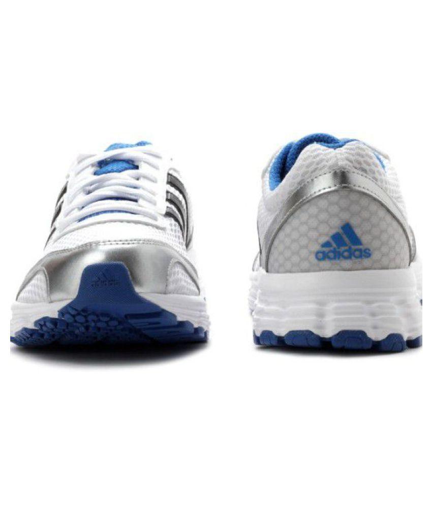 595f2fe0ce34 Adidas Q22394 White Running Shoes - Buy Adidas Q22394 White Running ...
