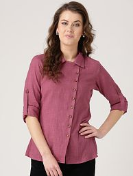 f3685a98f42 Women's Shirts: Buy Casual and Formal Shirts For Women Online at ...
