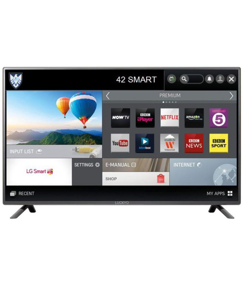 LUCKYO HR40S7 102 cm ( 40 ) Smart HD Ready (HDR) LED Television