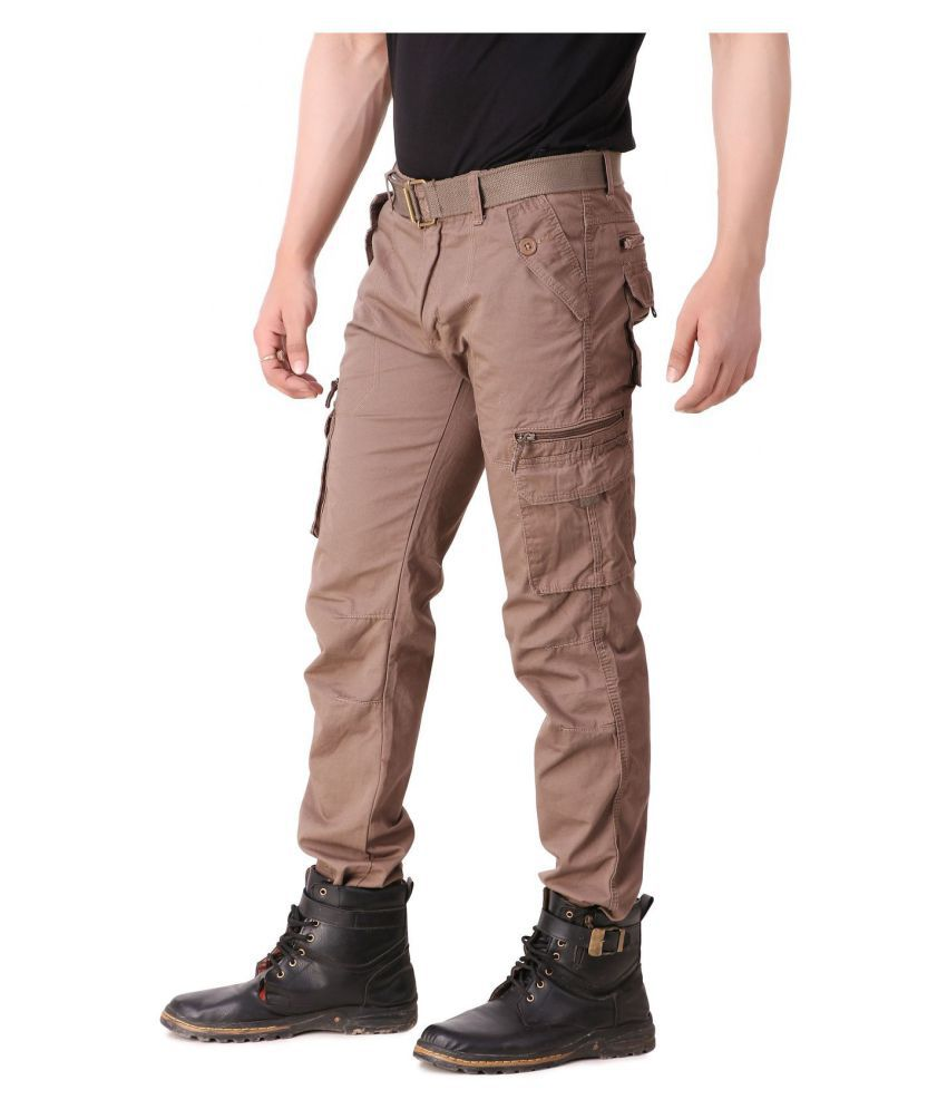 Verticals Cargo Pants for Men and Boys