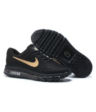 Nike Airmax 2017 Limited Edition Black