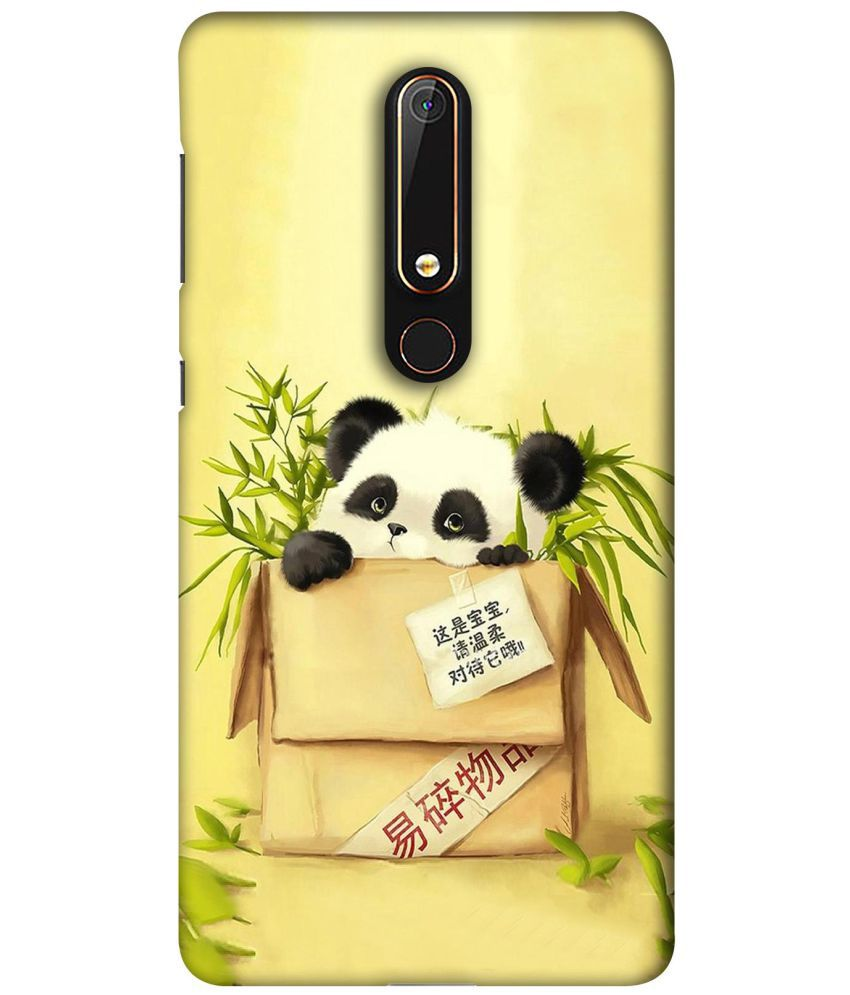 Nokia 6 2018 Printed Cover By Casotec