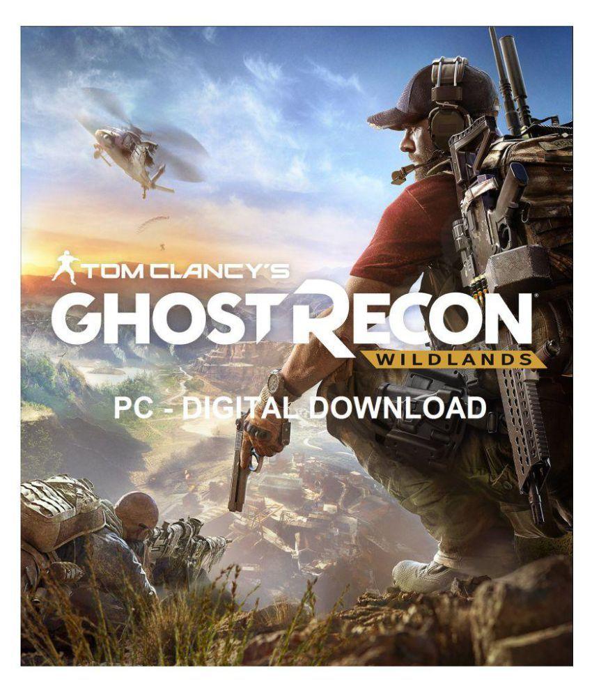 Buy Tom Clancy's Ghost Recon Wildlands Original (Digital