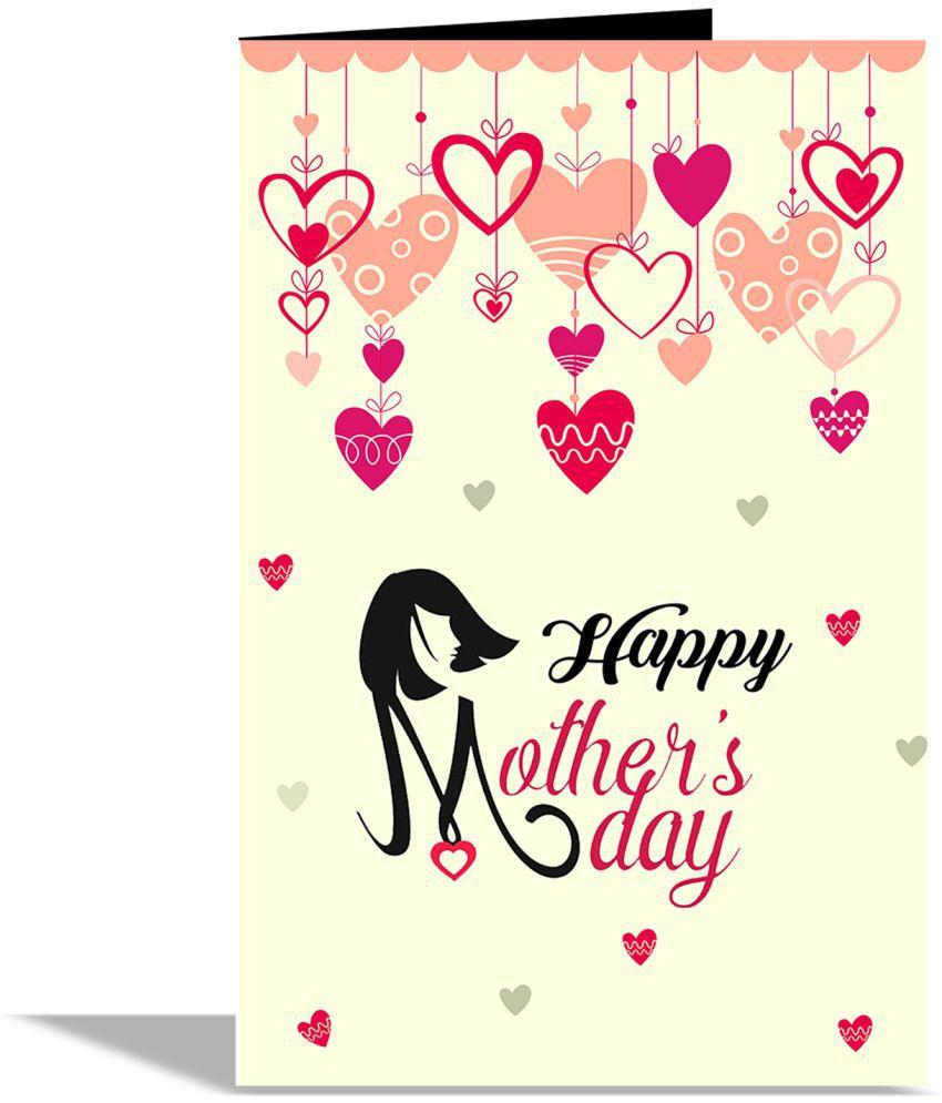 alwaysgift Paper Valentine Hamper Multicolour - Pack of 1