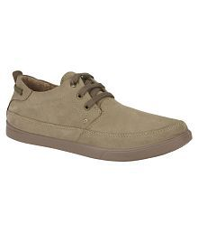 Woodland GC 0592108CMA Lifestyle Khaki Casual Shoes clearance nicekicks iuCa1pL6
