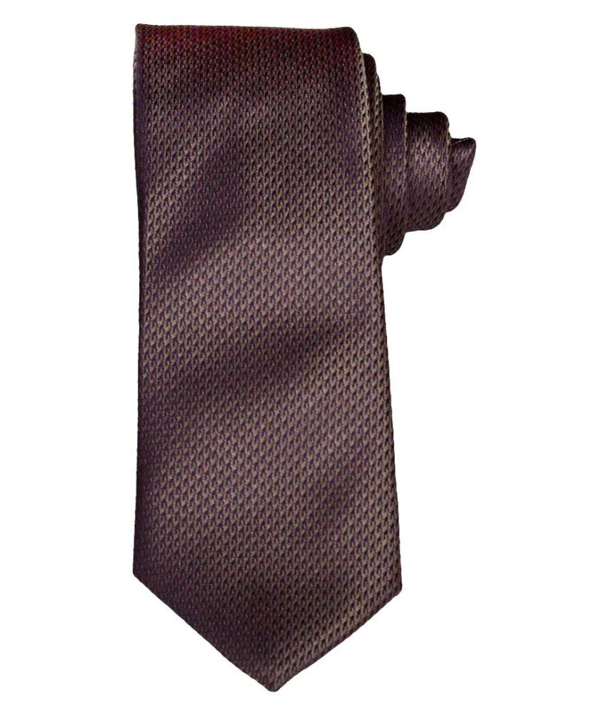 Faynci Multi Plain Satin Necktie