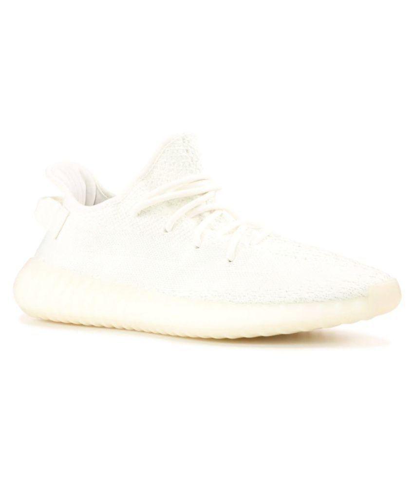 size 40 1fbaa efc85 Adidas Yeezy Boost 50 White Running Shoes - Buy Adidas Yeezy ...