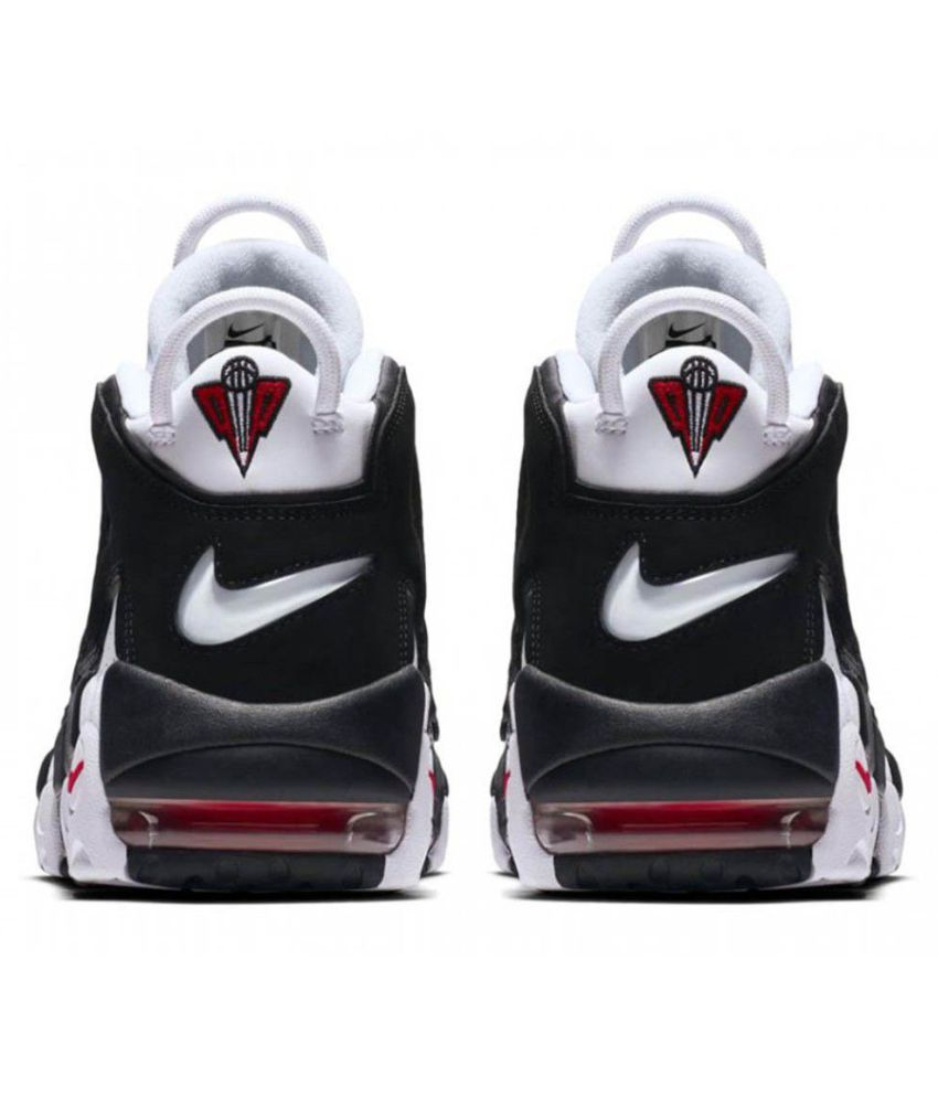 85ff6c32750 Nike Air Uptempo 96 Limited Edition Multi Color Basketball Shoes ...