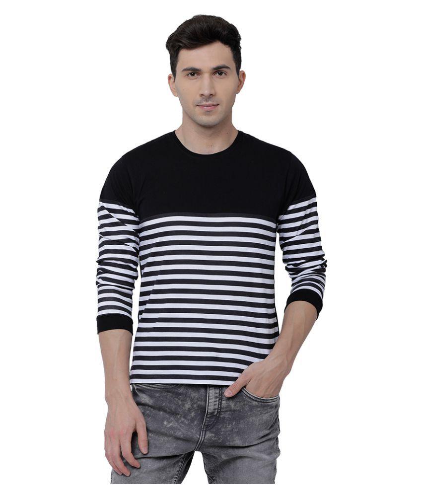 Highlander Black Round T-Shirt Pack of 1
