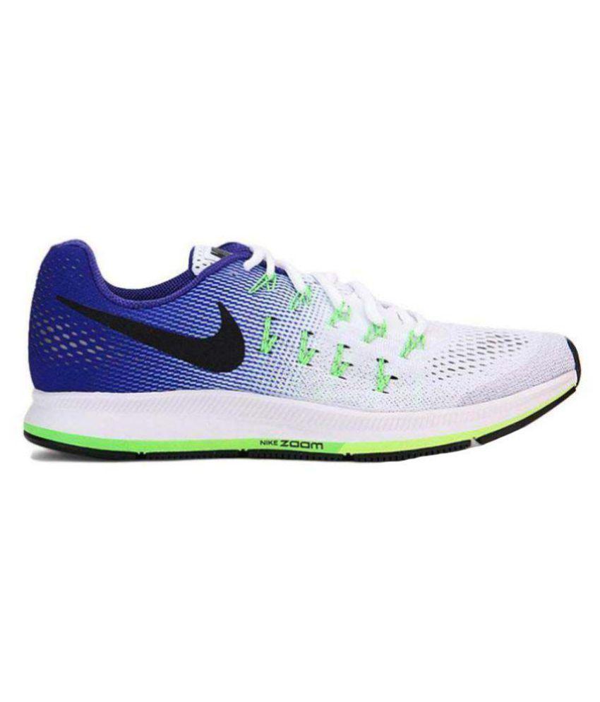 c114201da8 Nike Zoom 33 White Running Shoes Nike Zoom 33 White Running Shoes ...