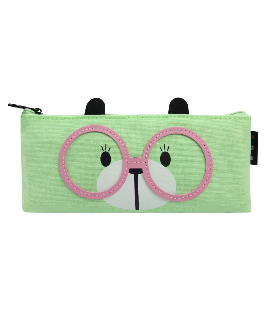 c7d61bb4aceb Bag of Small Things Premium Designer Fabric Pencil Pen Case Pouch School  Specs Pink  Buy Online at Best Price in India - Snapdeal
