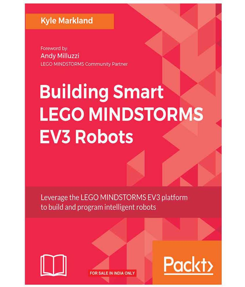 Building Smart LEGO MINDSTORMS EV3 Robots