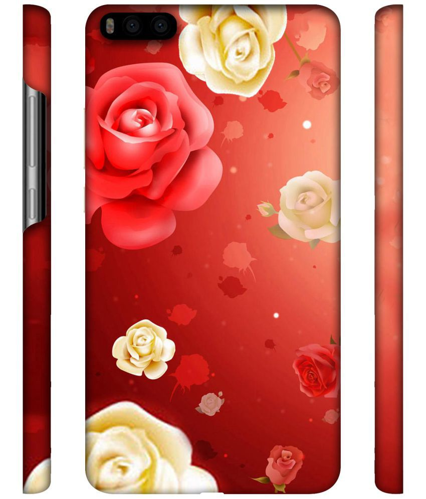 Xiaomi Mi 6 Plus Printed Cover By Casotec