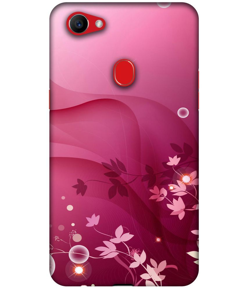 Oppo F7 Printed Cover By Casotec