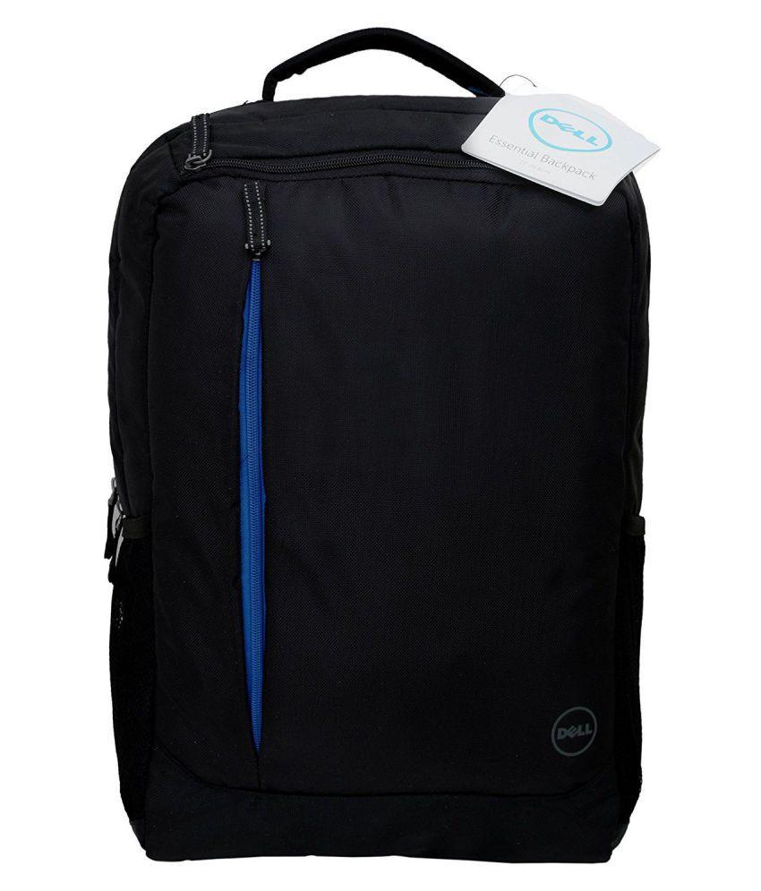 0fa474d39d7 Dell Black Polyester Laptop Bags Office Bag For Men & Women Backpack- 15.6  Inch Carry Bag Shoulder Bag - Buy Dell Black Polyester Laptop Bags Office  Bag For ...