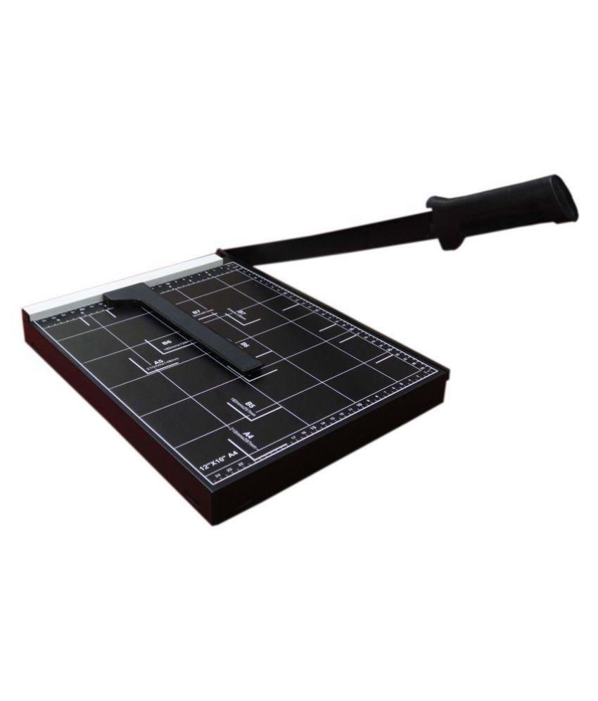 Kent A4 Paper Cutter Metal Base Buy Online At Best Price In India