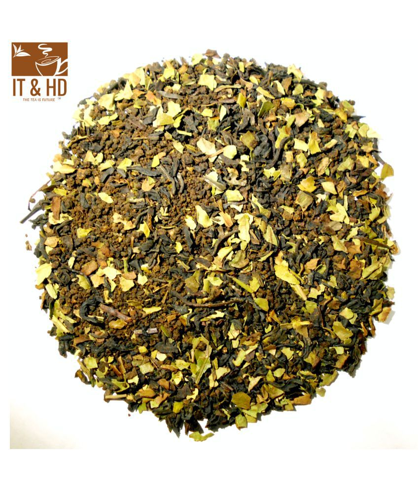 IT & HD PREMIUM BANGALI CTC+ LEAF Assam Black Tea Loose Leaf 300 gm