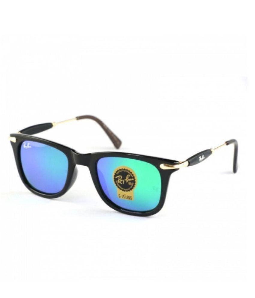 cd192e5cda Ray Ban Sunglasses Blue Wayfarer Sunglasses ( RB 2148 ) - Buy Ray ...