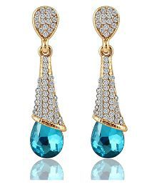 Castle Craft Stylish Romantic Fancy Party Wear Earrings For Girls & Women