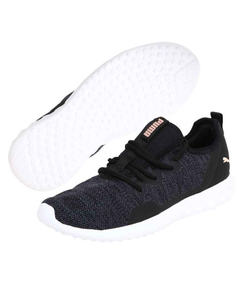 34486c4a73d7 Puma Carson 2 X Knit IDP Black Running Shoes - Buy Puma Carson 2 X Knit IDP  Black Running Shoes Online at Best Prices in India on Snapdeal