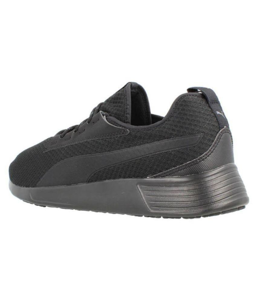 0ac6e412 Puma ST Trainer Evo v2 Black Running Shoes