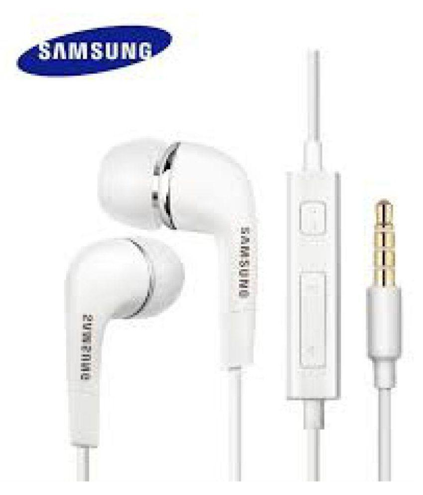 6d769fe2147 ... Samsung YR - Handsfree Headset Earphones Headphone With 3.5mm Jack & Mic  - Samsung, ...