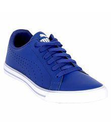 Puma Lifestyle Blue Casual Shoes