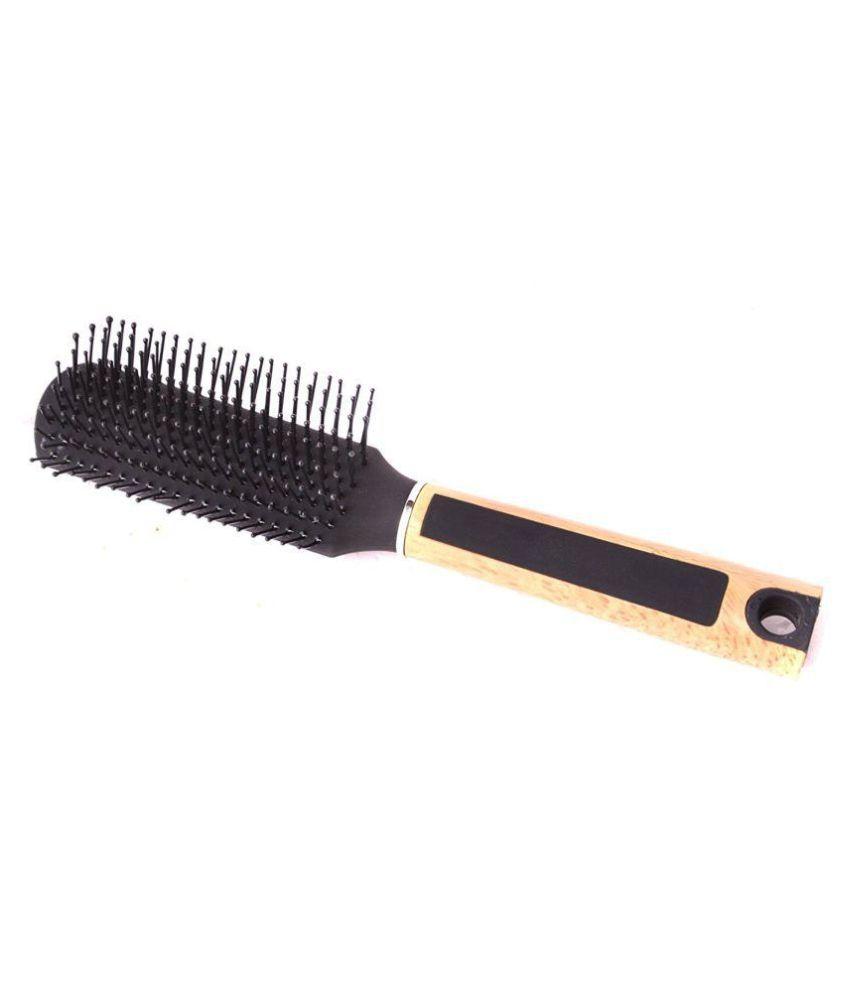 FOK Paddle hair Brush Wooden Styler