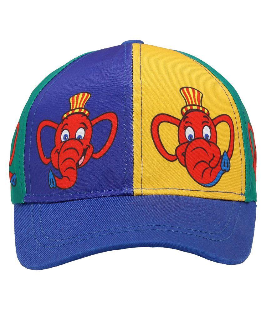 IMAGICA TUBBY EMOJI PRINTED KIDS CAP