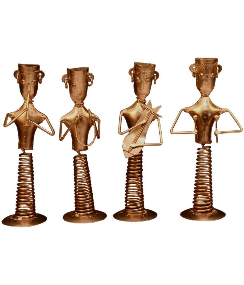 LifeEstyle Multicolour Iron Figurines - Pack of 1