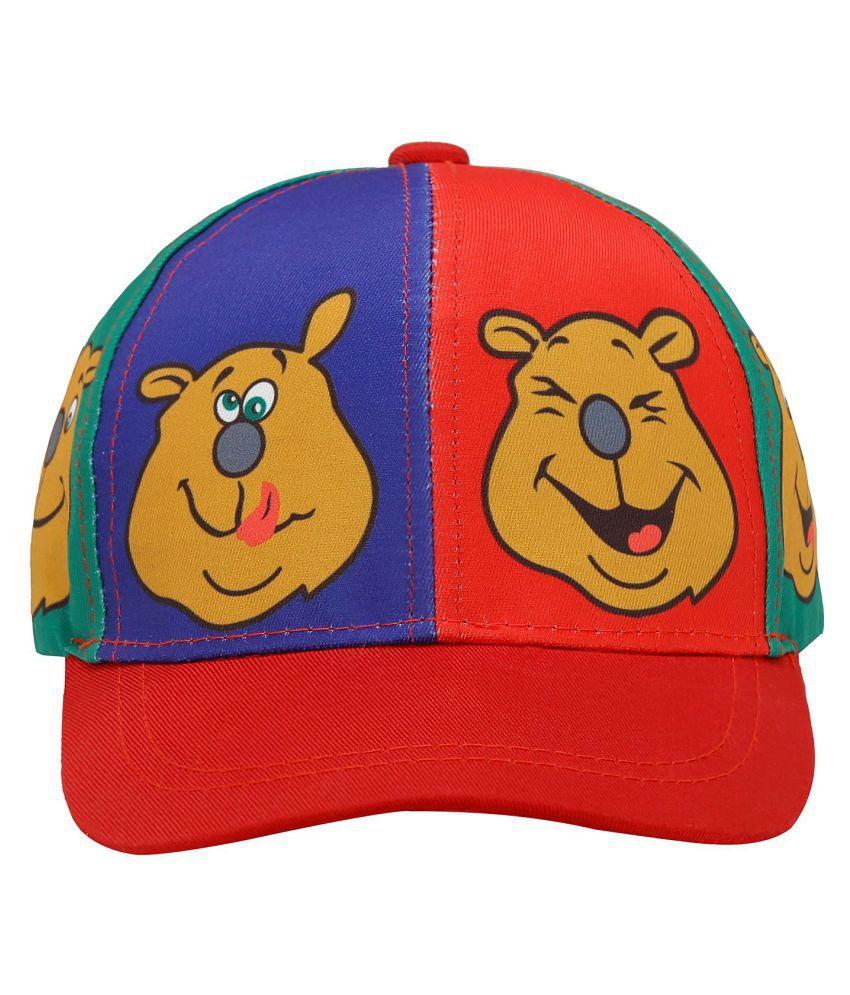 IMAGICA BLOO EMOJI PRINTED KIDS CAP