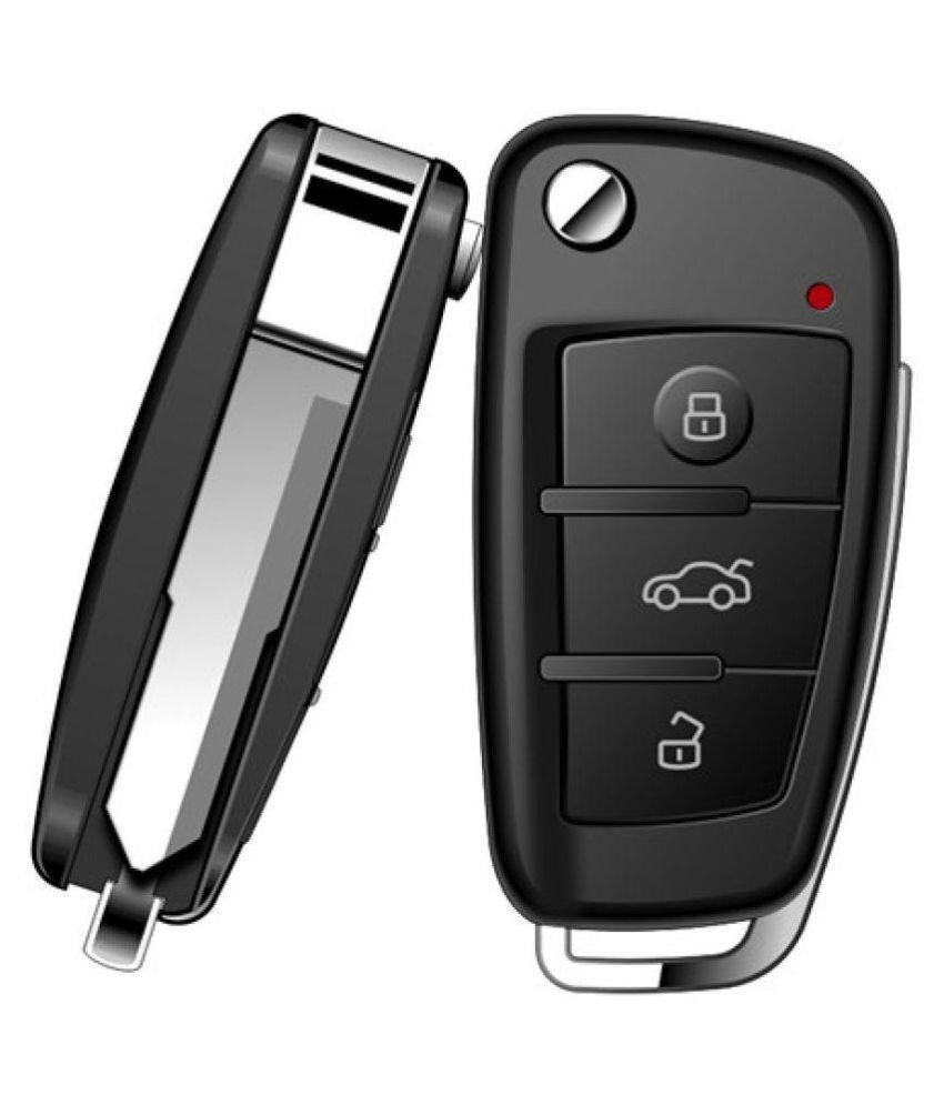 TOQON Original Spy Car Key Remote Camera Audio Video Recorder High Definition - Premium Quality