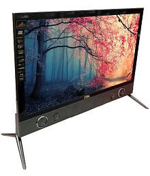 ITH 24 inch Glass 60 cm ( 24 ) Full HD (FHD) LED Television