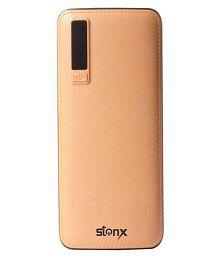 STONX P5 15K LIGHT 15000 -mAh Li-Ion Power Bank Gold