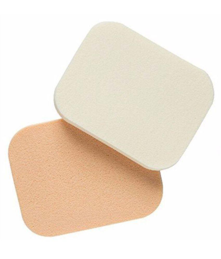 FOK Flawless Foundation Applicator Face 1 no.s Cosmetic Makeup Puff Rectangular Sponge