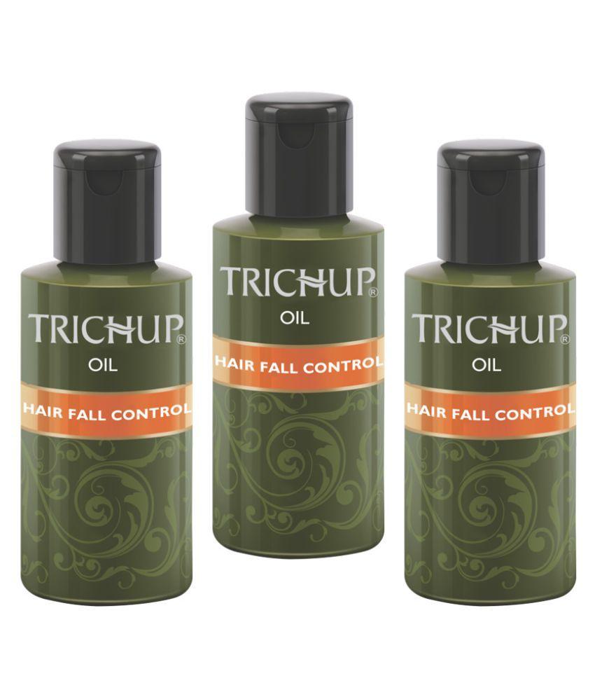 Trichup Herbal hair oil 200 ml Pack of 3