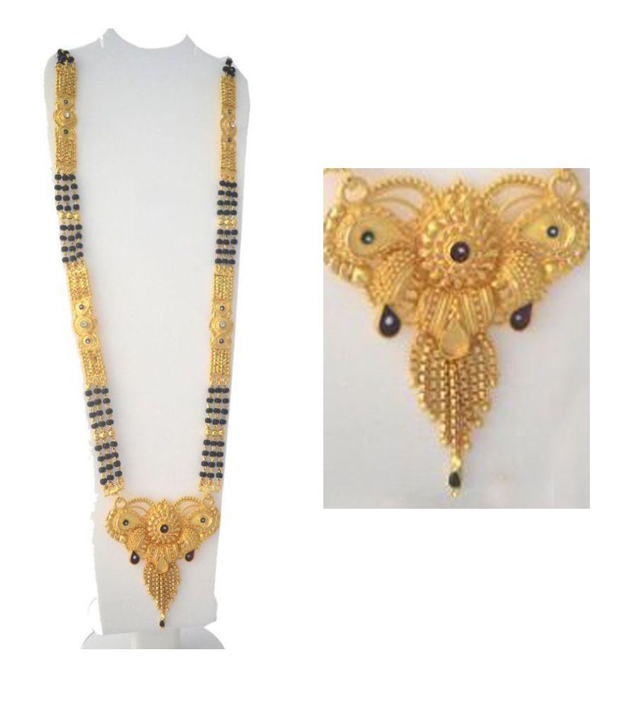 Radhekrishna Golden beautiful Mangalsutra