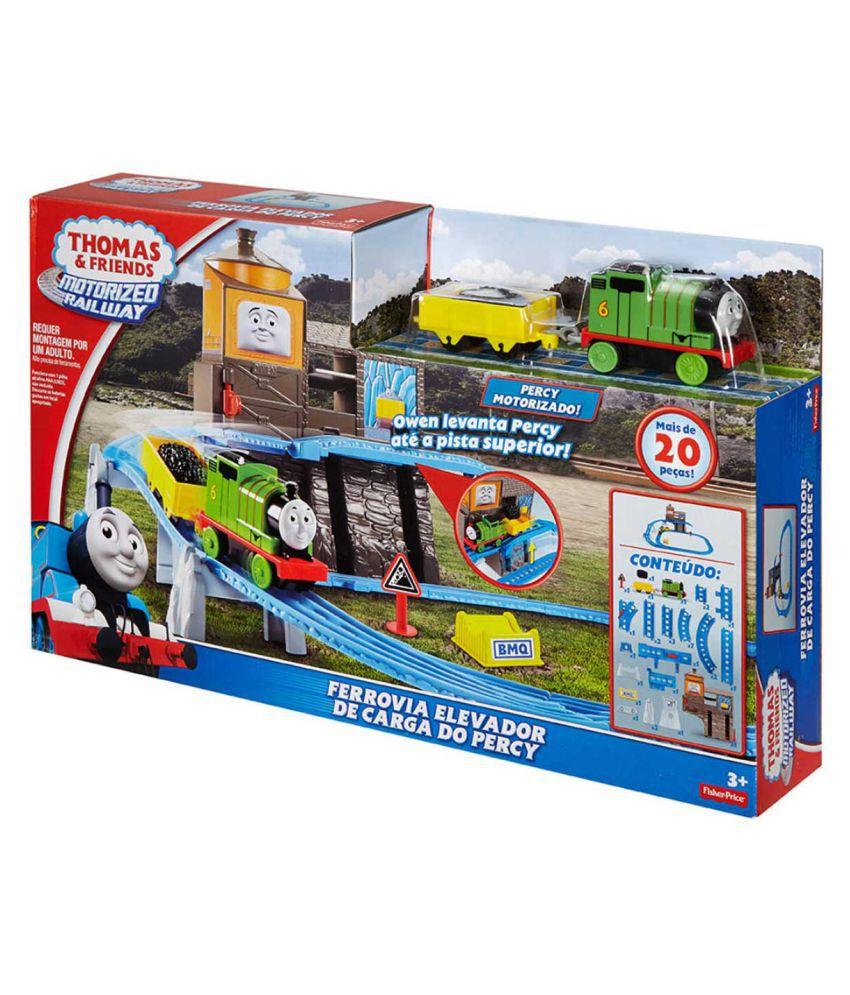 Thomas Friends Percys Load Lift Set