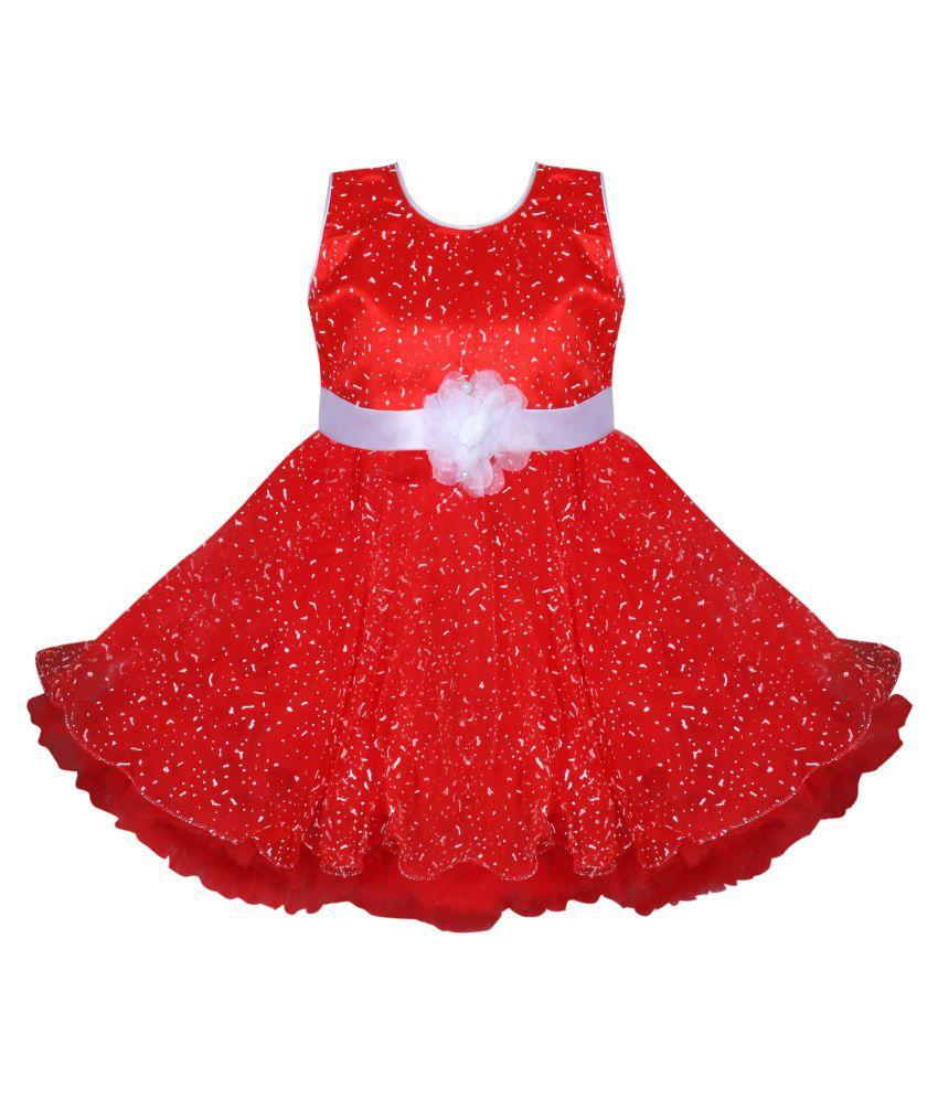 24179722843f Benkils Cute Fashion Baby Girl Dew Drop Party Wear Frock Dress - Buy ...