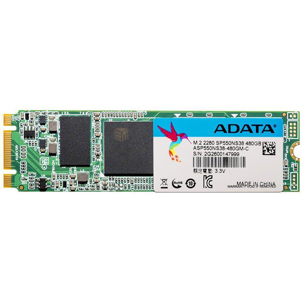ADATA Premier SP550 M 2 2280 480GB Solid State Drive