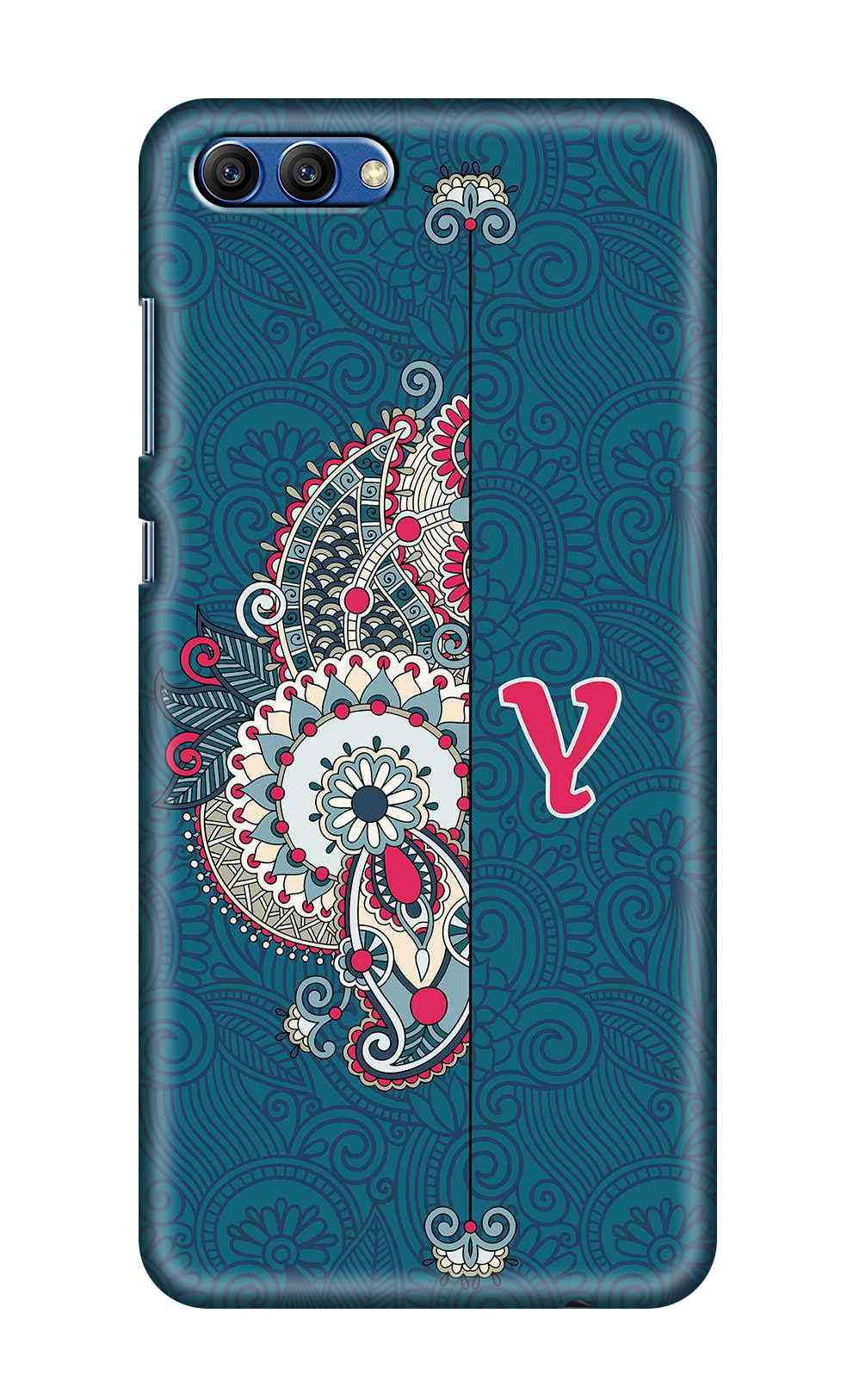 Huawei Honor View 10 Printed Cover By SWAGMYCASE