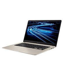 Asus Vivobook X510UA-EJ796T Notebook Core i3 (7th Generation) 4 GB 39.62cm(15.6) Windows 10 Home without MS Office Integrated Graphics Gold