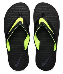 Nike Nike thong Black Thong Flip Flop