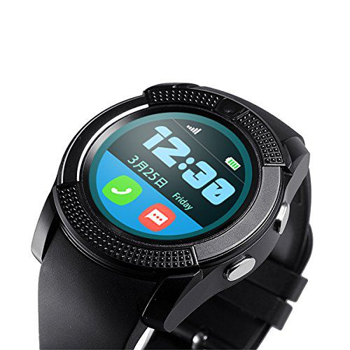 M-STARK V9 Smartwatch suitable  for Canvas 2 A120 Smart Watches