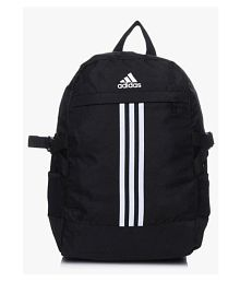 Adidas Bag Adidas Backpack College Bag College Backpack School Backpack School Bag Laptop Bag- Black Color